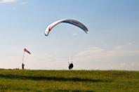 Akrobatický tandemový let
