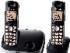 Bezdrátové telefony s maticovým displejem