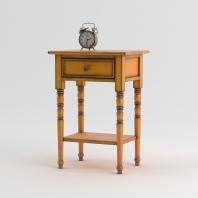 Alžbety - nočný stolík