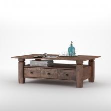 Breza konferenčný stôl