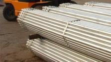 Pozinkované ocelové rúry