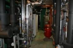 Tepelná čerpadla Danfoss