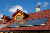 Návrh solárních kolektorů